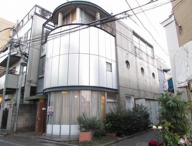 高円寺の物件の外観