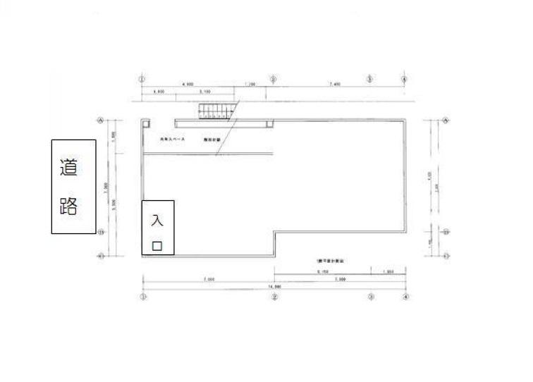 豊島園の物件の間取り図
