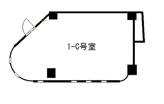 平井の物件の間取り図