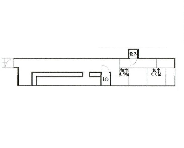 東松山の物件の間取り図