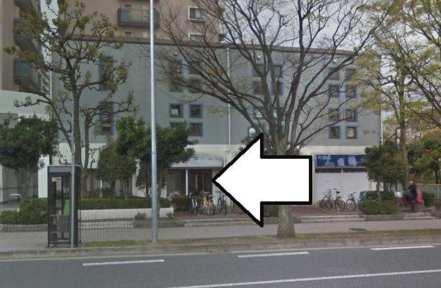 川崎新町の物件の外観