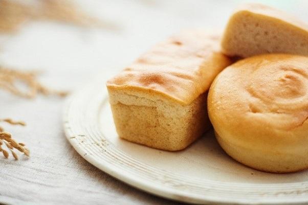 玄米GENKIDO玄米米粉のパン