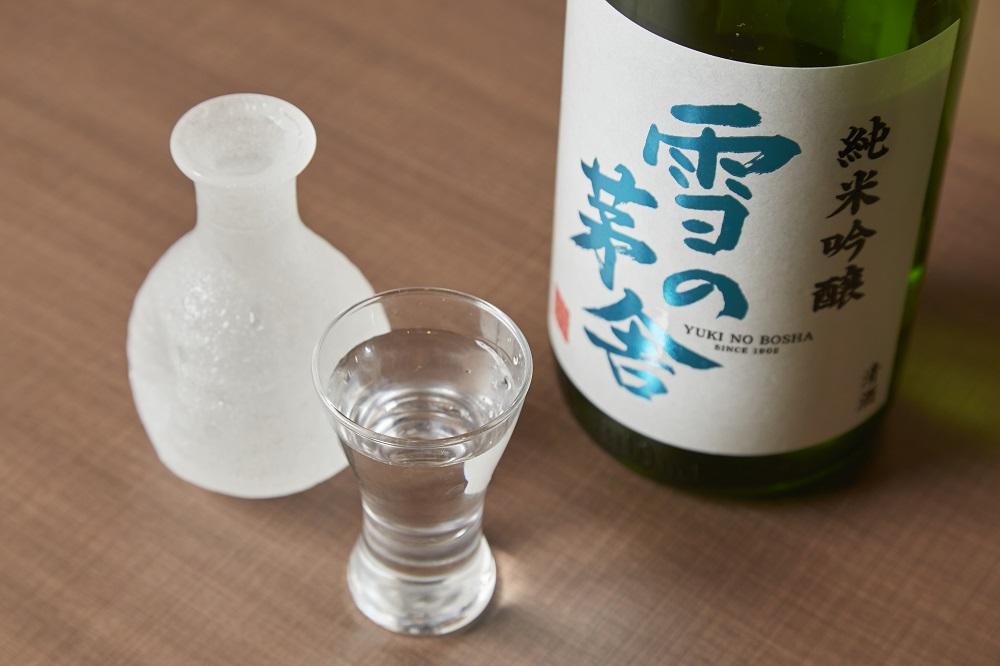 東京串焼倶楽部日本酒雪の芽舎