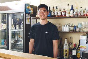 日本酒バルどろん和田雄磨さんアイキャッチ