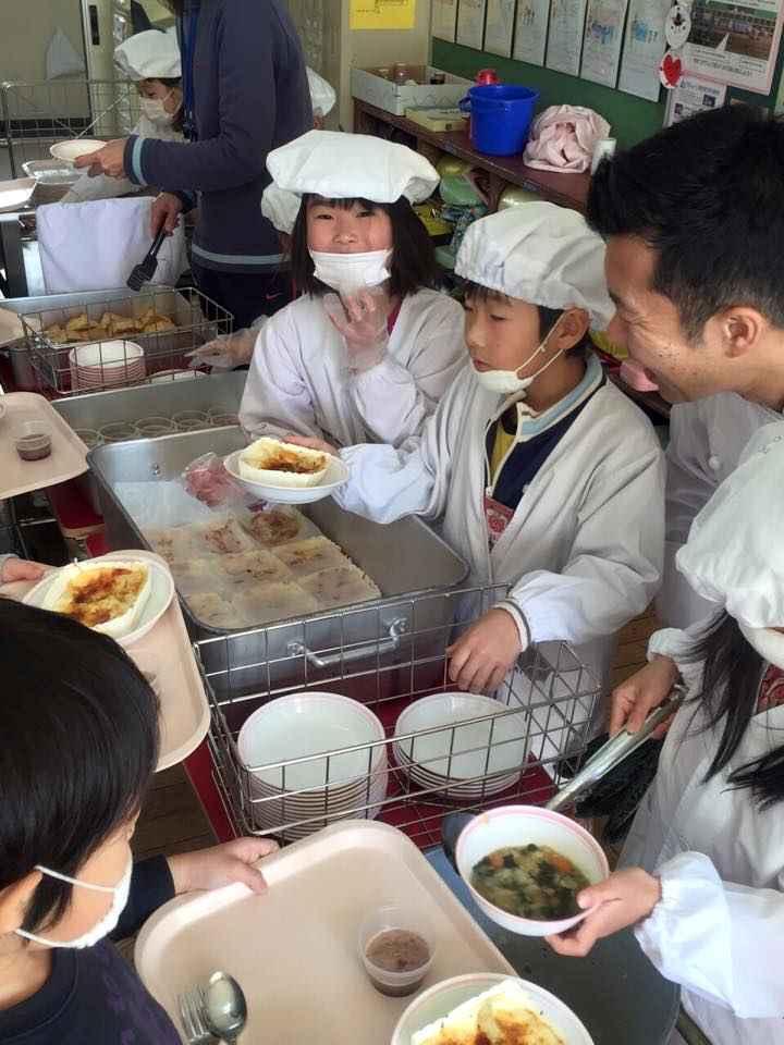 さいたまヨロ研は学校給食でも使用