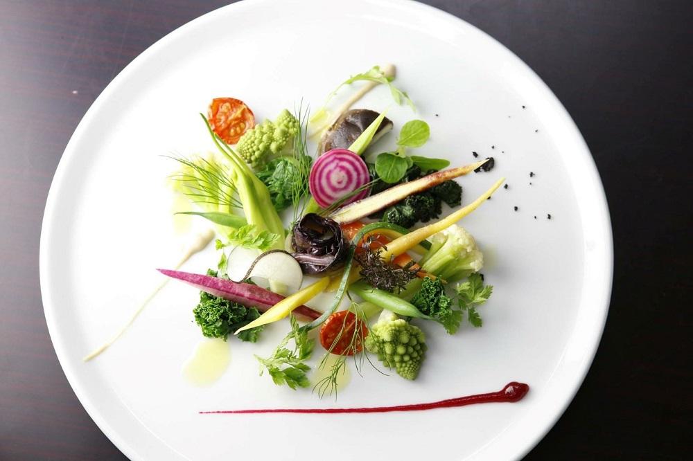 味が濃く素材の特徴が明確なので食材のポテンシャルが高い