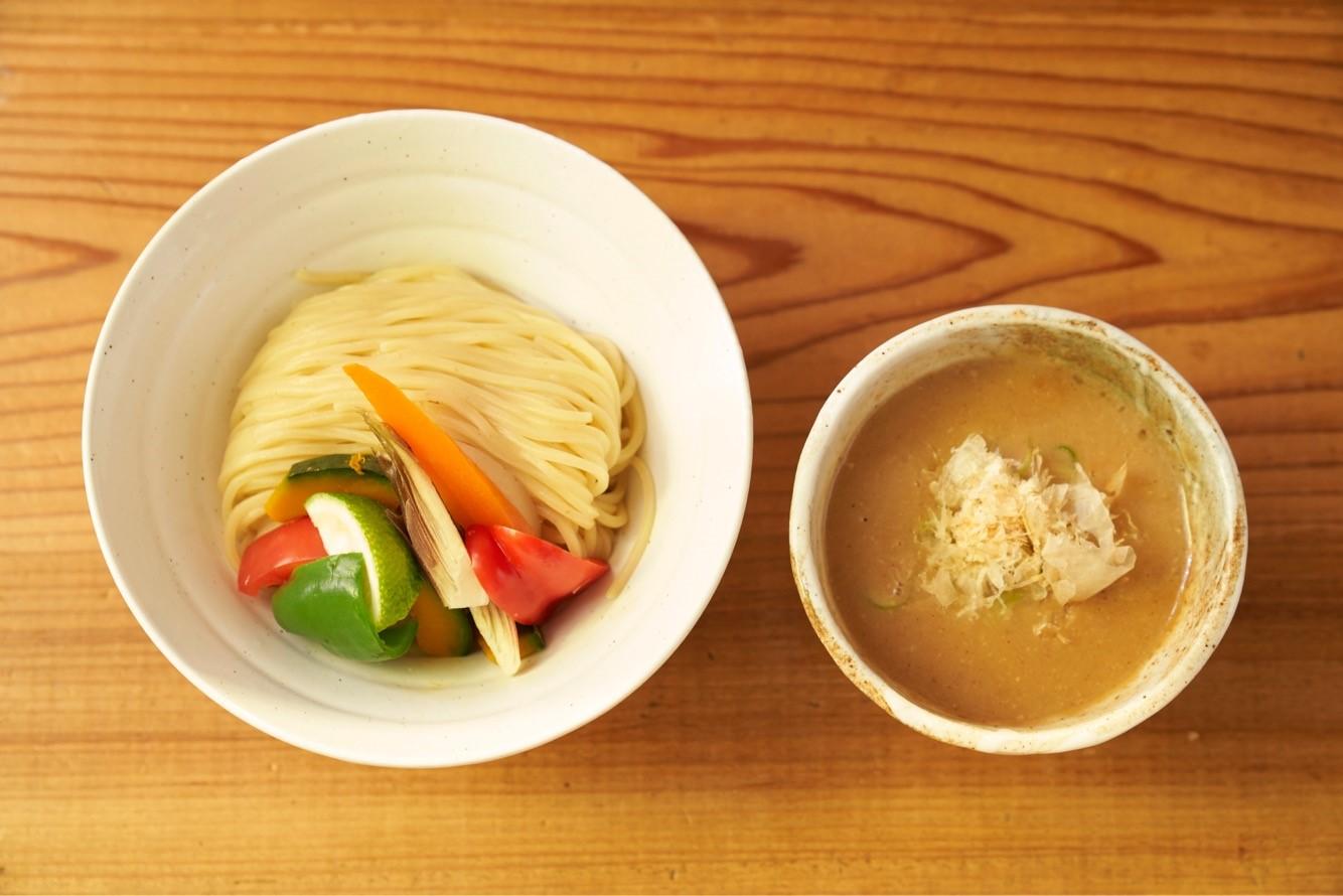 麺処竹川つけ麺