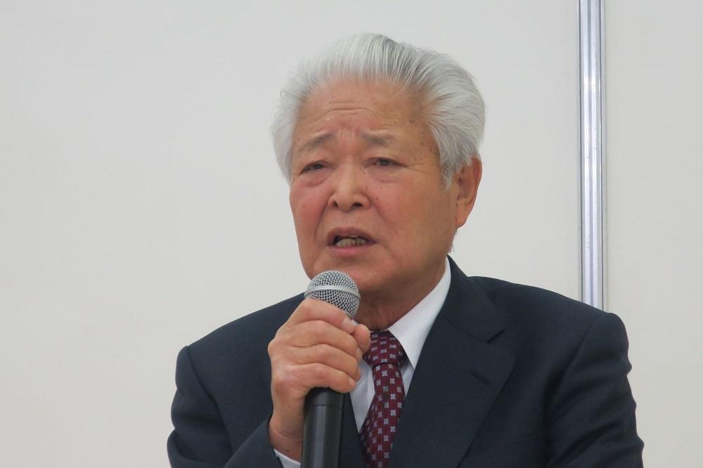 ハイデイ日高、創業者で現会長の神田正氏