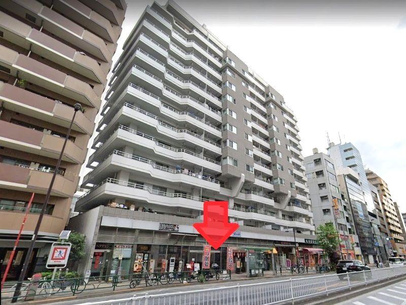 東新宿の物件の画像